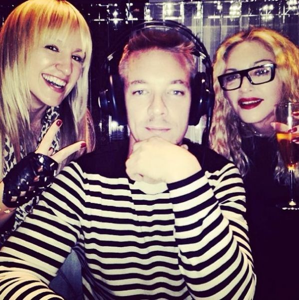 Madonna to collaborate with Diplo on new album