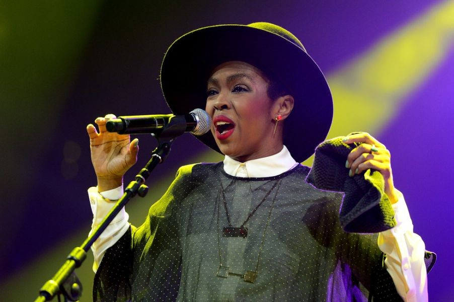 Ms. Lauryn Hill joins up with Daniel Bambaata Marley for West Coast tour date