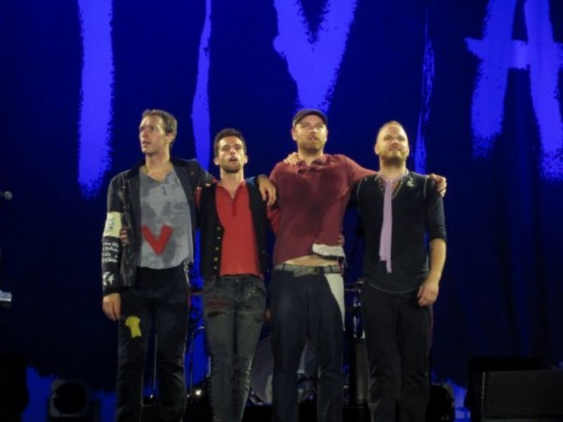 Coldplay's 'Ghost Stories' tour announces offbeat concert