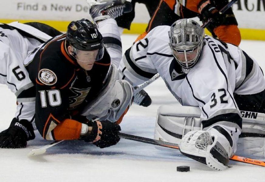 LA Kings flatline Ducks and move on towards Blackhawks