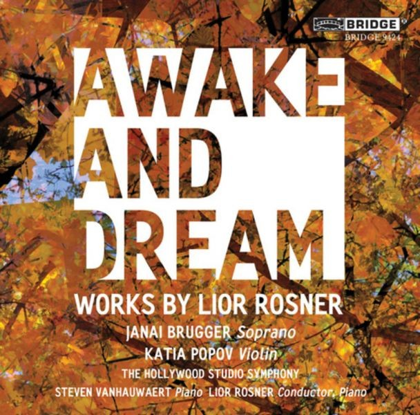 Lior Rosner releases his first classical music recording on Bridge Records