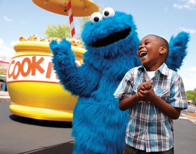 Top five experiences at Sesame Place