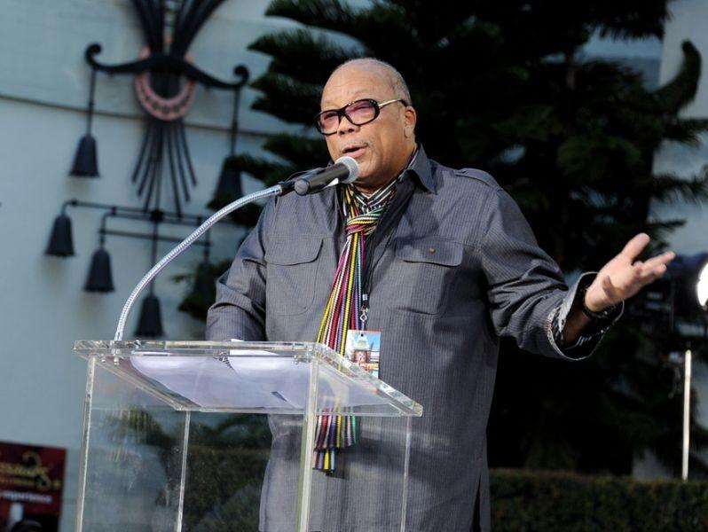 Quincy Jones doesn't approve of posthumous Michael Jackson album 'Xscape'