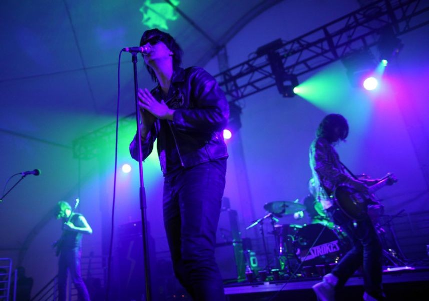 The Strokes are rock 'n' roll saviors