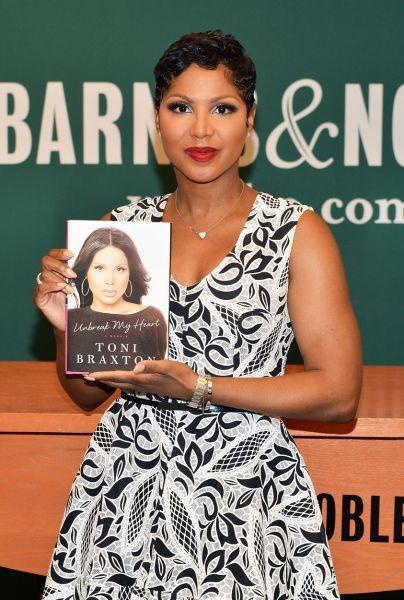 Book Signings with Toni Braxton, Joan Rivers and Kardashian's
