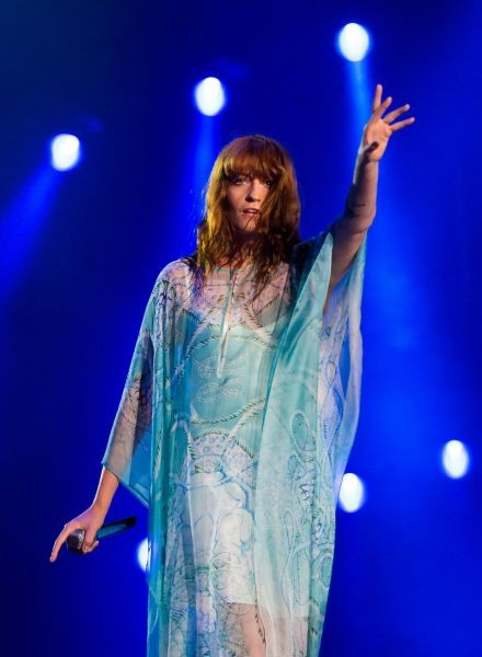 Florence and the Machine capture raw emotion with every tune