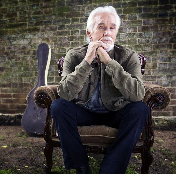 Kenny Rogers to host Children's Center benefit concert on June 1