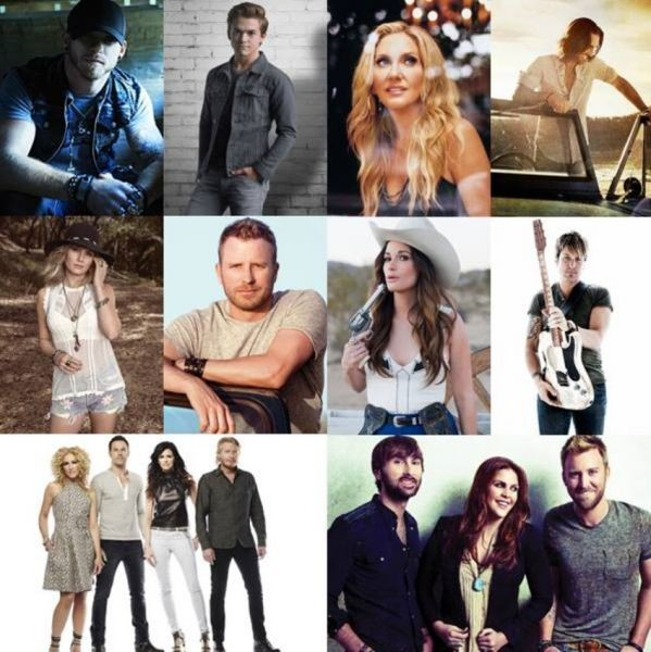 Dierks Bentley, Lee Ann Womack & more added to 2014 CMT Awards lineup