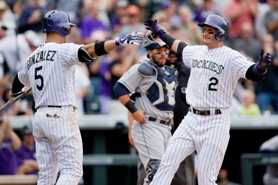 Troy Tulowitzki leads NL All-Star voting, three Colorado Rockies lead positions
