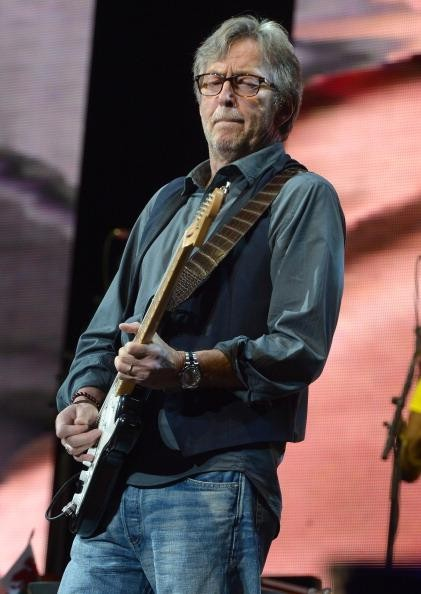 The Blues Influence Of Eric Clapton