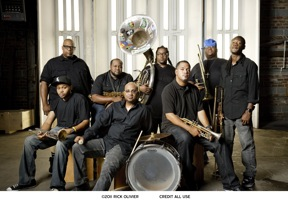 Exclusive interview with Lumar LeBlanc from The Soul Rebels