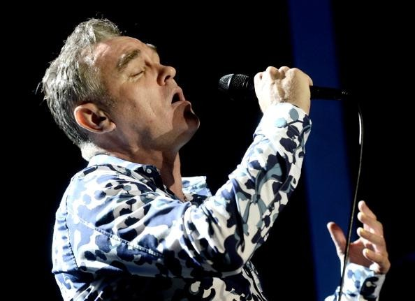 Morrissey's U.S. tour gets off to a predictably drama-filled start