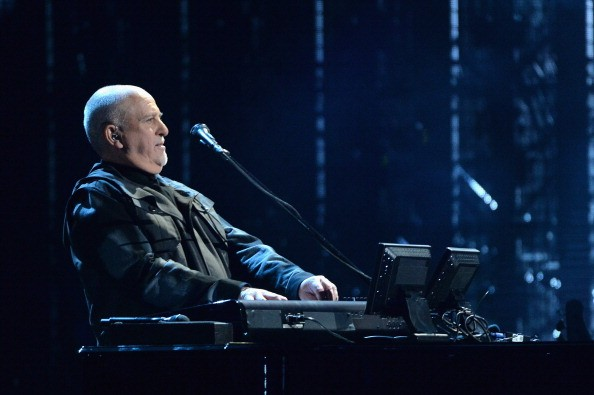 Peter Gabriel cancels Kiev concert over safety concerns