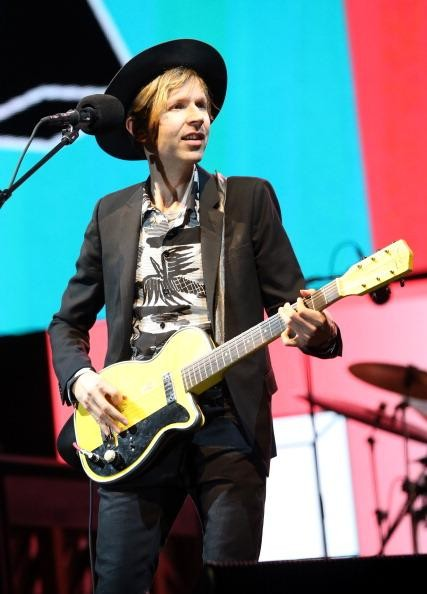 Musician Beck released tour dates for 2014