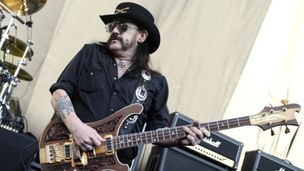 Lemmy Kilmister joins The Band Perry; and other musical pas de faux