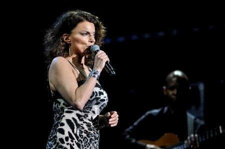 """Italian jazz singer Roberta Gambarini's time has more than come. She put out a 2010 Grammy-nominated album, """"So In Love,"""" her third, which i"""