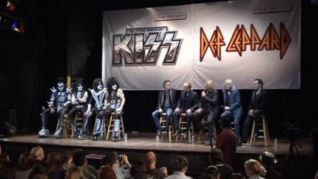 KISS celebrate four decades with 'KISS 40' and 40 city US tour