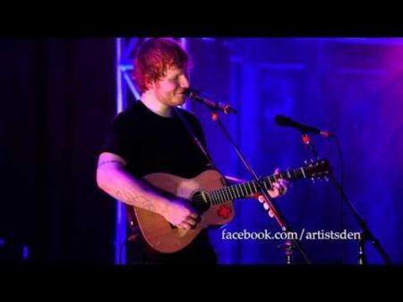 Ed Sheeran sings extraordinary love songs for ordinary people