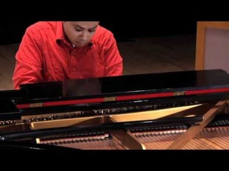 Stewart Goodyear plays Tchaikovsky and Grieg on debut for Steinway & Sons