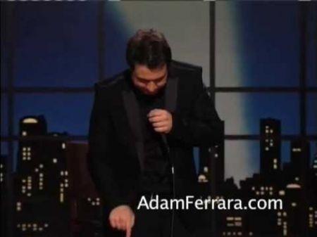 'Top Gear' star Adam Ferrara also one of nation's best comedians