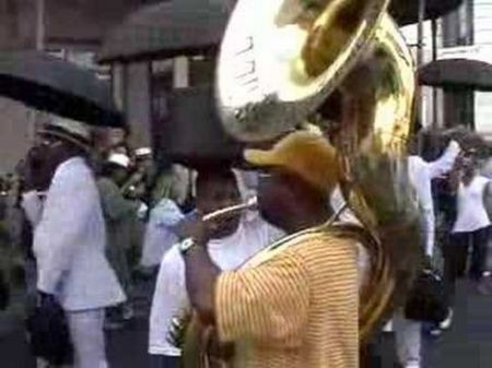 Move your body New Orleans style with the Rebirth Brass Band