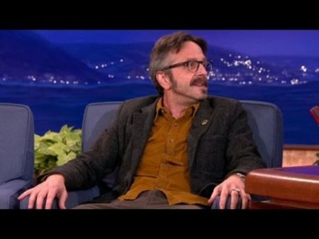 Marc Maron tops the 1st Annual 26th Annual Comedy Festival lineup