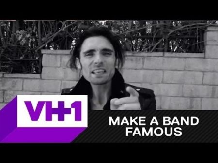 VH1's 'Make A Band Famous' in Brooklyn