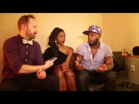 A conversation with Talib Kweli and Res (Idle Warship)