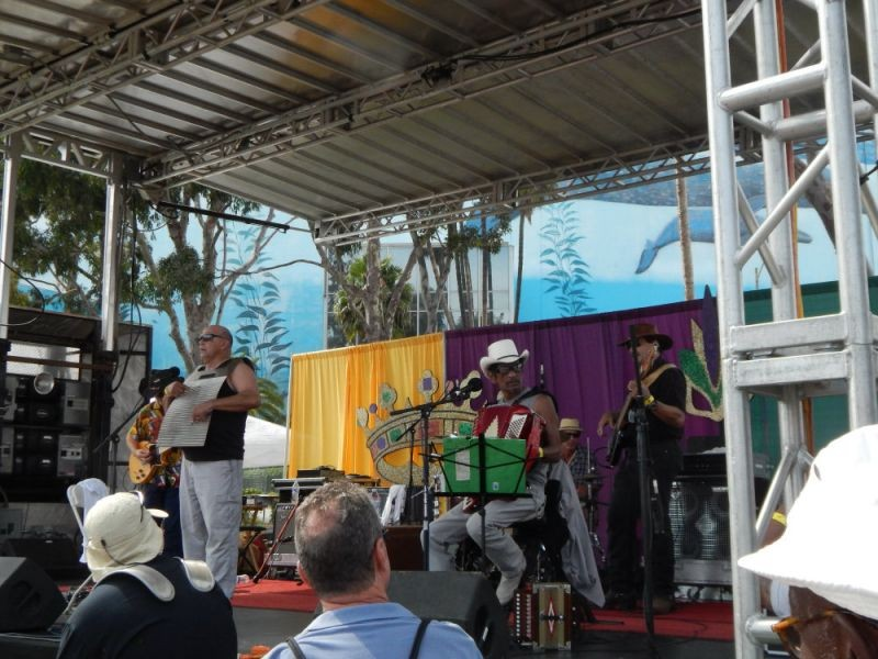 The Long Beach Bayou Festival was a good time for all