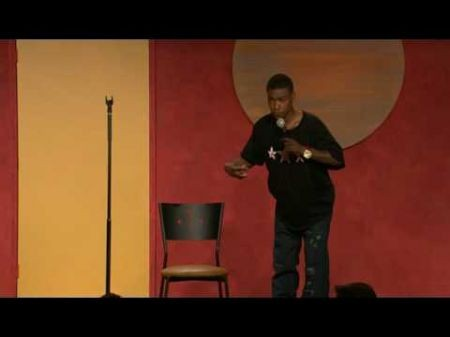 Tracy Morgan brings real life hardships into brilliant comedy routines