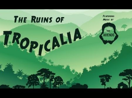 """The Amends release one track per week for """"The Ruins of Tropicalia"""""""