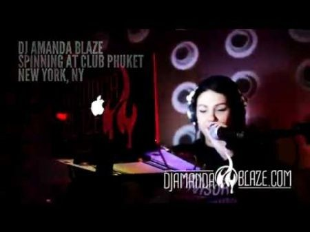 'The Questionnaire' with DJ Amanda Blaze