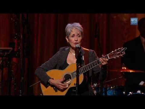 Folk icon Joan Baez savors career renaissance