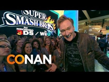 Conan O'Brien really can't be stopped from winning audiences over