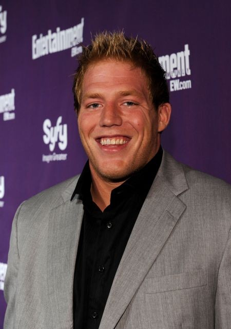 """Jack Swagger, 32, has basically been in limbo since the """"We the People"""" tag-team split up. His former teammate, Cesaro, has blossomed into a"""