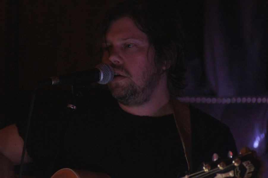 Dax Riggs creatively croons at Monty Bar