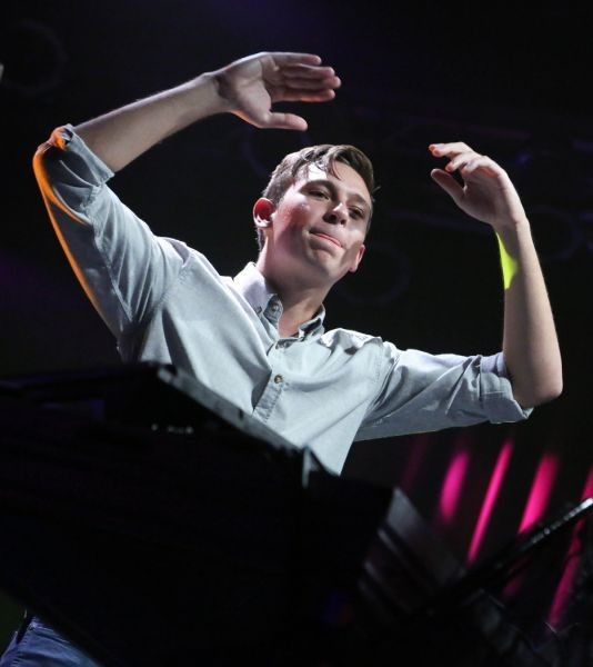 The Observatory announces four new shows: Flume, Echo & The Bunnymen, and more