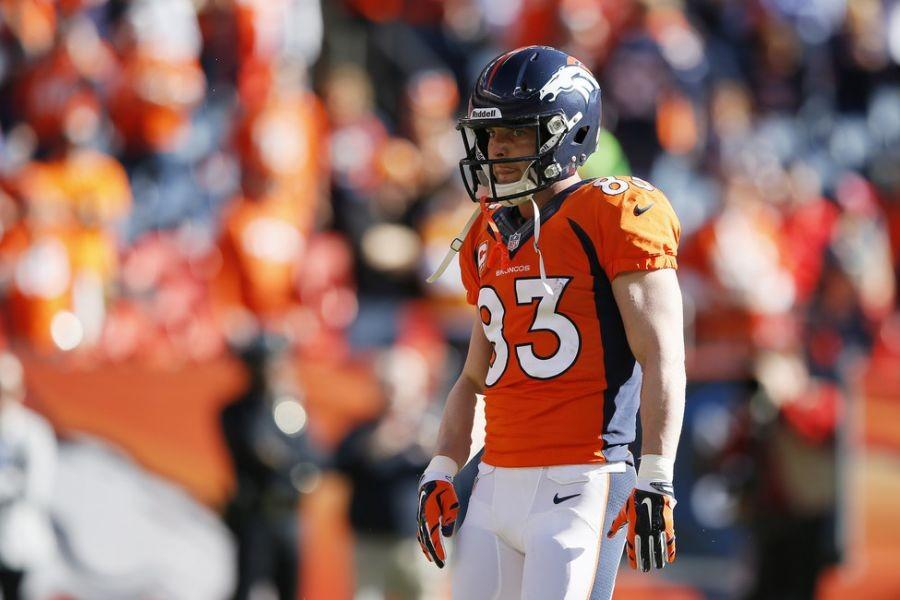 Wes Welker honored, multiple Denver Broncos draft picks signed