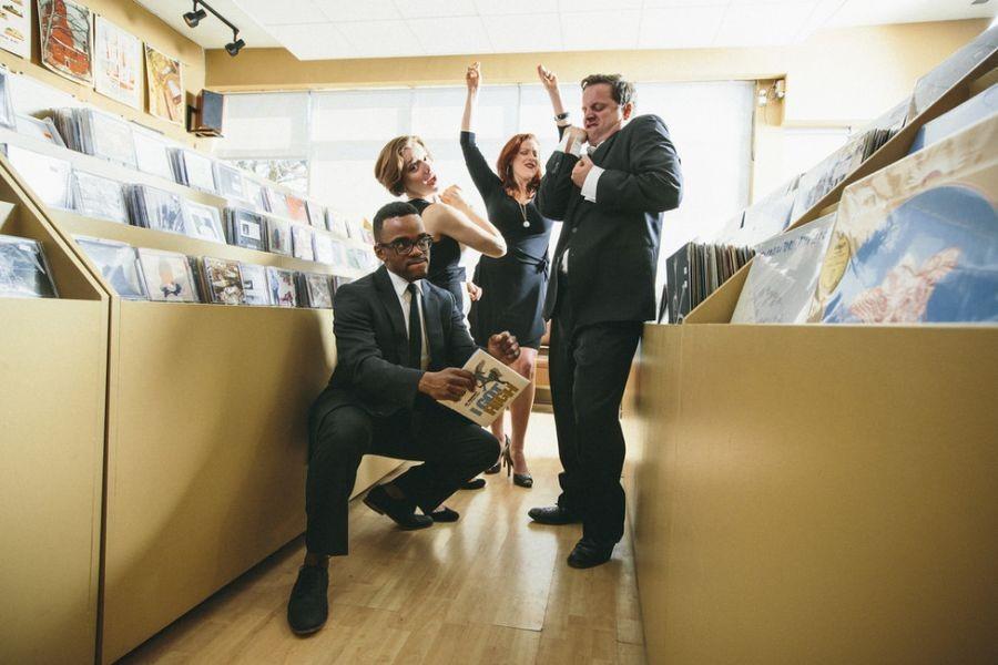 Chicago's Second City arrives in Denver for 'American Mixtape'