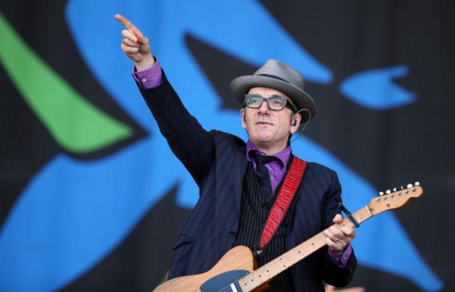 Elvis has left the building: Costello to launch solo tour June 9
