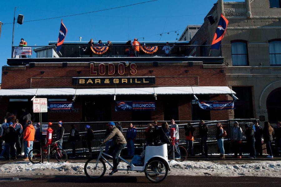 Top rooftop bars in Denver