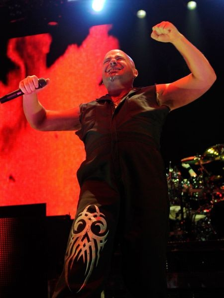 Disturbed's music is not for the weak, but certainly for the strong