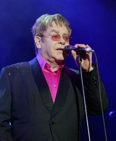 Top concert tours of the week include Elton John, Kelis