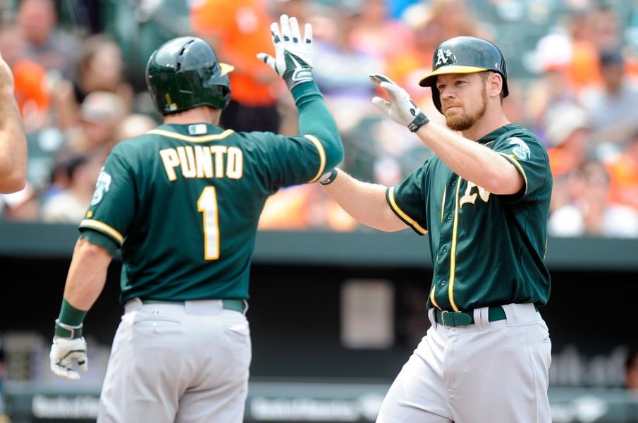 A's take series in New York and Baltimore to continue their road success
