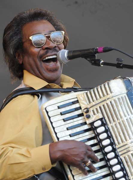 This week in New Orleans music: Free beer and a zydeco weekend