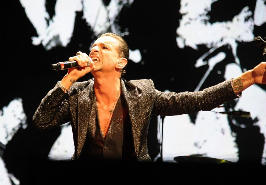 Dave Gahan: Depeche Mode's frontman keeps on kicking