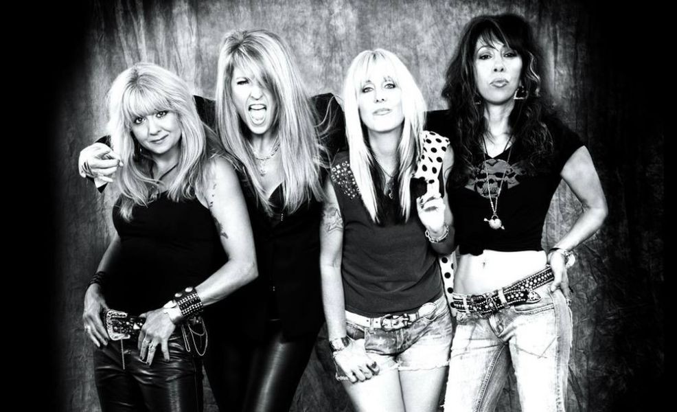 'Rev It Up': Metal band Vixen is back with a vengeance