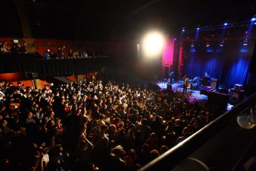Guide to The Ogden Theatre
