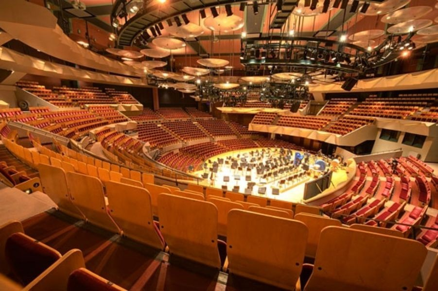 Guide to Boettcher Concert Hall
