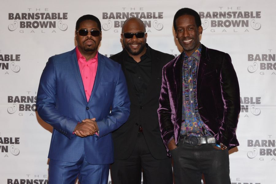 Boyz II Men may now be only a trio, but they are better than ever